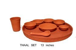 Clay Thaal Set (13 Inch)