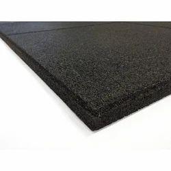 SBR Gym Rubber Tiles