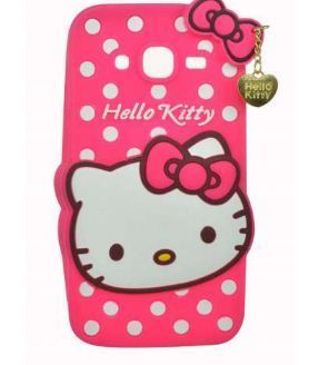 promo code ab099 f646b Hello Kitty Back Cover For Samsung Galaxy J2 2016 - Pink - Global E ...