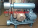 Twin Lobe Air Cooled Compressor