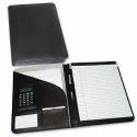 Leather Presentation Folder