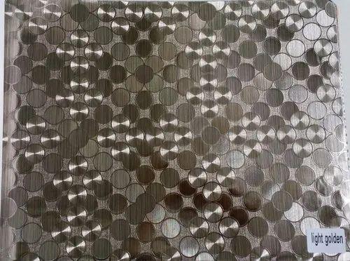 PVC embossed sheeting