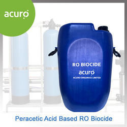 Peracetic Acid Based Ro Biocide