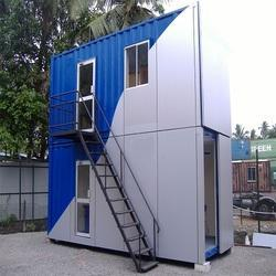 Container Modification Logistics Service