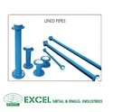 Lined Pipes ( PTFE / PP / HDPE )