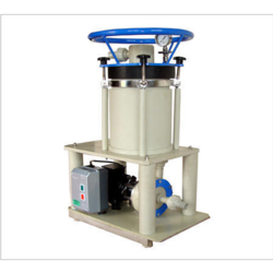 Electroplating Chemical Filter Pump