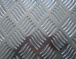 Aluminium Embossed Sheet