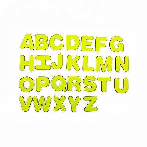 Magnetic Letters Colorful Foam Alphabet Abc Magnets For Fridge Refrigerator