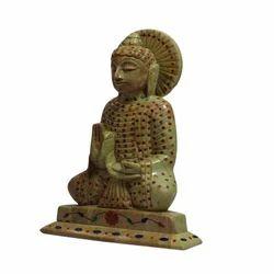 Soapstone Buddha Statue