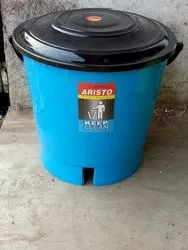 10 L Foot Operated Dustbin