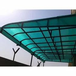 Outdoor Fiber Shade
