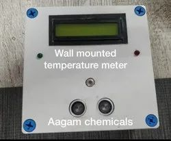 Wall Mounted Temperature Meter
