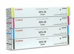 Canon Black NPG-46 Toner Cartridge Set