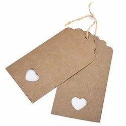 Thread Cardboard Tag