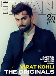 Elle Man Magazine Cover Photography Services