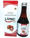 Livnic    A Perfect Hepatoprotective Liver Syrup