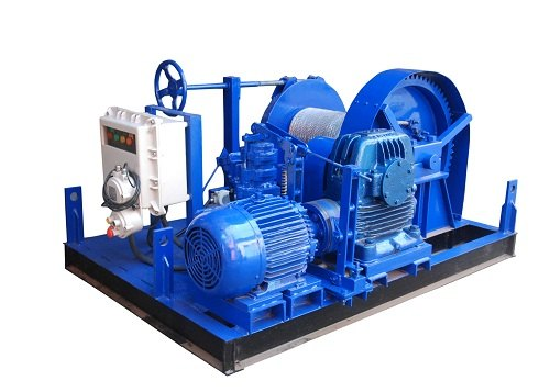 Motorized Heavy Duty Electric Winches, Capacity: 1 To To 30 Ton,   ID:  21802815055