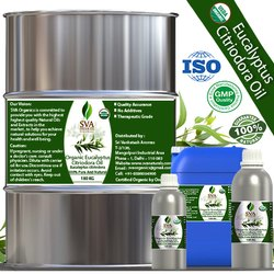 Organic Eucalyptus Citriodora Oil