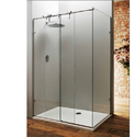Glass Shower Fittings for Frameless Shower Enclosure