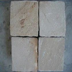 Mint Sandstone Cobbles