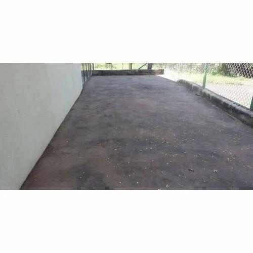 Herculan Rubber Concrete Stable Flooring
