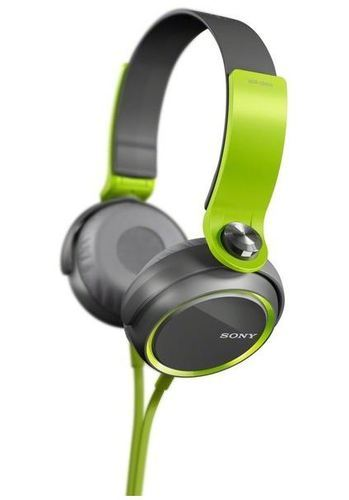 2905fbc5061 Sony Mdr-xb410 Explosive Bass Headphone Green And Grey, सोनी ...
