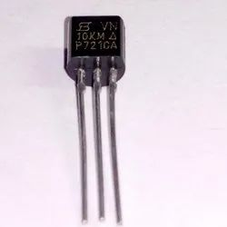 VN10KM 3 Pin Mosfet Transistor