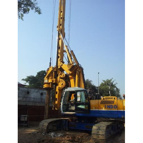 Bauer Bg20 6 Units Piling Rig Renting Service | ID: 10766090773