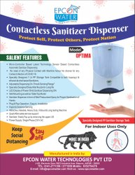 Touchless Automatic Hand Sanitizer Dispenser