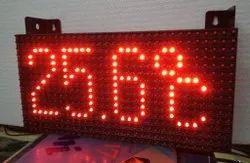 Temperature Display Board