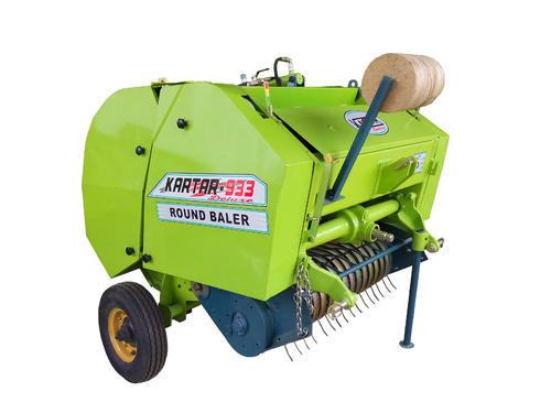 Deluxe Round Baler - View Specifications & Details of Round Straw