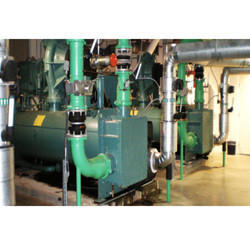 Chiller Water System Descaling Service