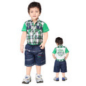 Cotton Boys Clothes, Age: 2 - 5 Year