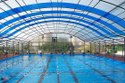 Swimming Pool Polycarbonate Shed