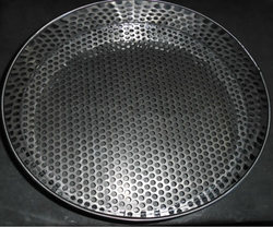 Pulse Mill SS Perforated Sheet