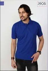 Mafatlal Basic T-shirt (ROYAL BLUE)