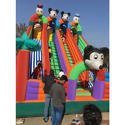 Inflatable Bounce Slides