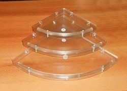 Multipurpose Corner Shelf Set