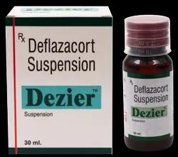 Deflazacort 6mg/ 5ml(Dezier Suspension)
