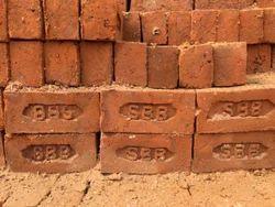 SBB Rectangular Red Bricks For Home, Size: 9x4x3