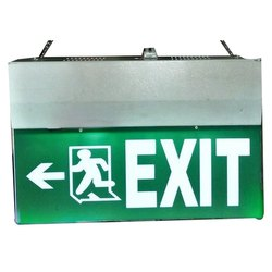 Wall Hanging Exit Signage