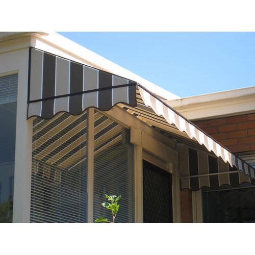 Fixed Canopy Awnings at Rs 35 square feet