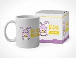 Coffee Mug Packaging Box