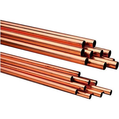 Copper and Brass Pipe - Annealed Copper Tube Manufacturer from Mumbai