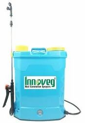Prathvi 12V/12AH Battery Powered Knapsack Sprayer