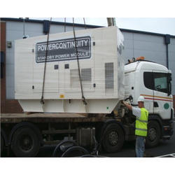 All Type of Generator on Hire Service