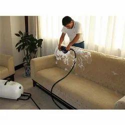 Residential Velvet Sofa Seat Shampoo in Gurgaon
