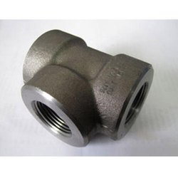 Mild Steel Threaded Equal Tee