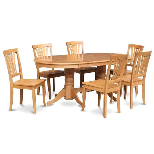 Wonderful Brown Modular Dining Table Set