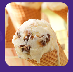 Cadbury Dairy Milk Caramel And Vanilla Ice Cream